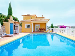 3 bedroom Villa in Monte Pego, Valencia, Spain : ref 5556778