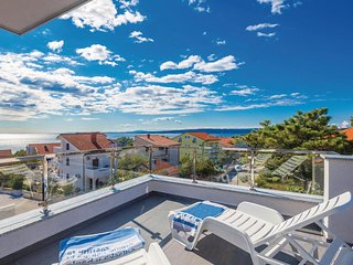 2 bedroom Apartment in Krk, Primorsko-Goranska Zupanija, Croatia : ref 5537629