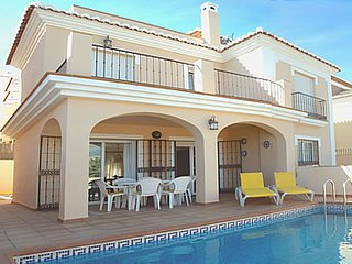 3 bedroom Villa in Maro, Andalusia, Spain : ref 5455030