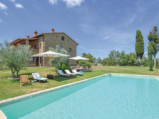 3 bedroom Villa in Verniana, Tuscany, Italy : ref 5535618