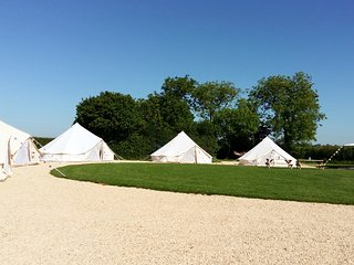 Glamping For Group Bookings at Old Summer Dairy