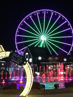 Holiday Season at 'The Island of Pigeon Forge'