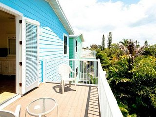 Spacious, dog-friendly home w/ private pool & hot tub blocks from the beach!