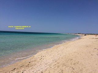 Bilocale da 2 a 4 posti 90mt. sabbia Lido Marini