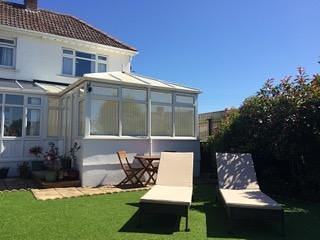 Self-contained, self-catering, ground floor, dog friendly, holiday apartment