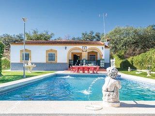 4 bedroom Villa in El Ronquillo, Andalusia, Spain : ref 5551882