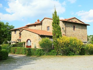 7 bedroom Apartment in Poggio alle Monache, Tuscany, Italy : ref 5513255