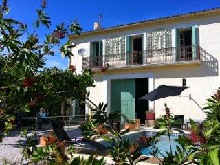 2 bedroom Villa in Lezignan-la-Cebe, Occitania, France : ref 5247217