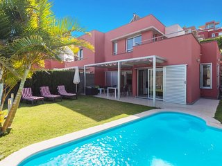 2 bedroom Villa in El Salobre, Canary Islands, Spain : ref 5697745