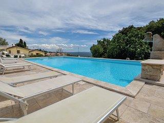 3 bedroom Villa in Monteverdi Marittimo, Tuscany, Italy : ref 5540990