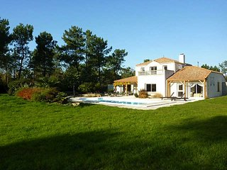 3 bedroom Villa in Soullans, Pays de la Loire, France : ref 5448100