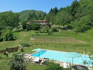 3 bedroom Villa in Molazzana, Tuscany, Italy : ref 5447137