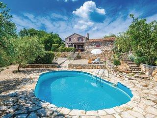 3 bedroom Villa in Gostinjac, Primorsko-Goranska Županija, Croatia : ref 5579433