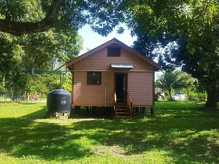 See Belize Birdwatchers Vacation Cottage
