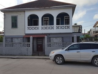 See Belize Colonial Style Downtown Vacation Home