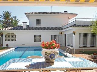 4 bedroom Villa in Roda de Berà, Catalonia, Spain : ref 5538815