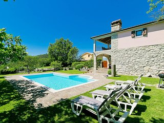 2 bedroom Villa in Labin, Istria, Croatia : ref 5546922