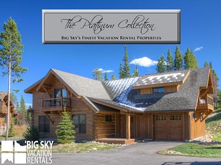 Big Sky Resort | Powder Ridge Cabin 14 Oglala