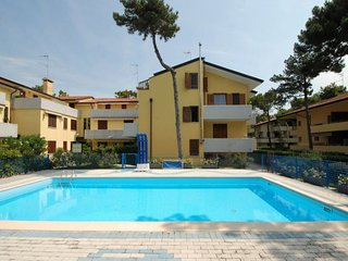 2 bedroom Apartment in Lignano Pineta, Friuli Venezia Giulia, Italy : ref 505476