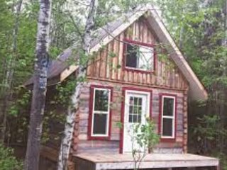Hawthorne Lakefront Log Cabin at Wild Woods Hideaway