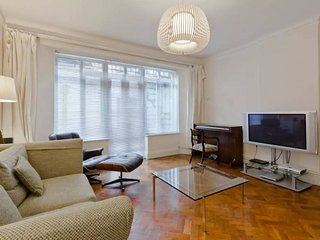 Airy 2 bed 2bath flat close to Oxford St!