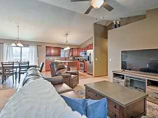 Sioux Falls Townhome- 9 Mins to Empire Mall & More