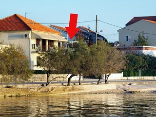 Two bedroom apartment Zadar - Diklo (Zadar) (A-5804-b)