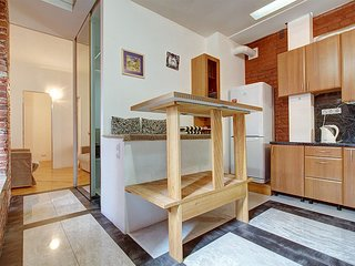Cute apartment in the very heart of Saint-P in only a 3 minute walk to metro st.