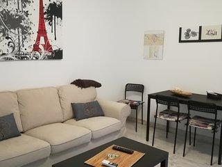 apartamento casco historico completo tres plazas
