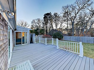 Charming 3BR w/ Yard & Deck - Close to Schoolhouse Pond & Bike Path