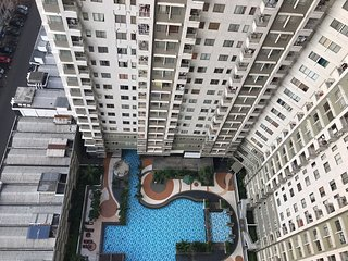 Sudirman Park Apartment by Merry