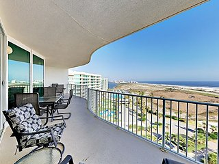 12th-Floor 3BR Caribe Resort Condo w/ Epic Gulf Views, Lazy River & Pools