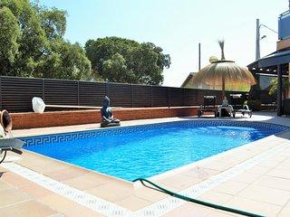 4 bedroom Villa in Blanes, Catalonia, Spain : ref 5579799