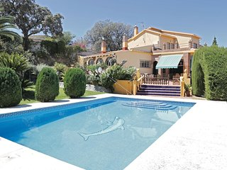 4 bedroom Villa in Alhaurin de la Torre, Andalusia, Spain : ref 5541983