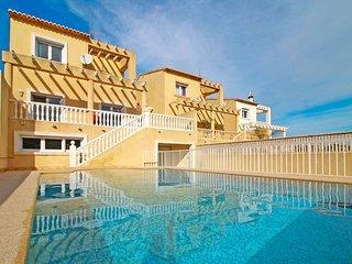 5 bedroom Villa in Calpe, Valencia, Spain : ref 5579988