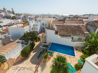 RLAG61 - Lovely town house with a pool and Air Conditioning near to the beach