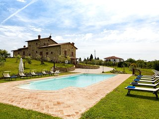 7 bedroom Villa in Farneta II, Tuscany, Italy : ref 5579788
