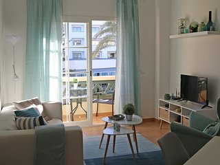 Andaluz Apartments - TOR09 - Nerja centre - beach 75 mtr - 2 beds - Wifi - tv