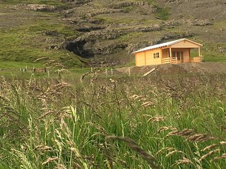 East Iceland Log Cabin