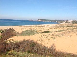 Trilocale   a 250 mt dal mare e a 50 mt dalle dune di sabbia