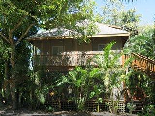 Modern Caribbean Cabana