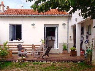 Maison de famille chaleureuse avec 4 chambres