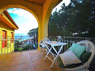 Casa Margherita  Fantastica casa sul  mare della bellissima Pittulongu