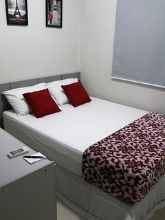 Todos os quartos tem armários