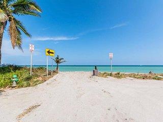 Beach house South Florida