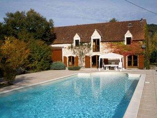 5 chambres/4sdb piscine au coeur des sites majeurs entre Sarlat et Rocamadour