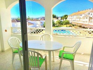 Apartamento con preciosas vistas