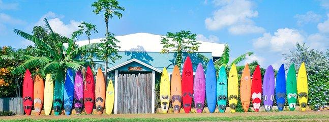 Visit Paia, a charming historic plantation town.