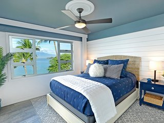 ★ Stylish Maui Beachside Home ★ Royal Mauian 509  ★
