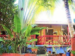Maison Bois Mango - MORNE A L'EAU centre
